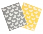 Mobile Preview: Casalanas Baby Blanket, 100% Cotton, 100 x 80 cm, Duck Design, different colors