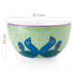 Preview: Images d'Orient mug with bowl in a set with gift box, Birds of Paradise, 250 ml + Ø 12 cm, colourful, item no. POR232052