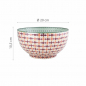 Preview: Images d'Orient bowl and gift box, Opera, Ø 20 cm, colourful, item no. POR200006