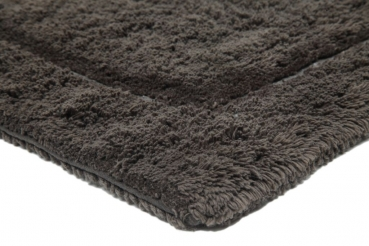 Casalanas - Santorin, double-sided, solid bathmat, brown, different sizes