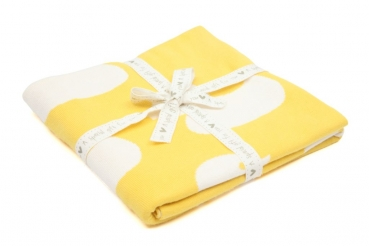 Casalanas Baby Blanket, 100% Cotton, 100 x 80 cm, Duck Design, different colors