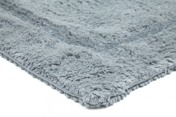 Casalanas - Santorin, double-sided, solid bathmat, lightgrey, different sizes