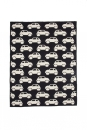 Casalanas Baby Blanket, 100% Cotton, 100 x 80 cm, Car Design